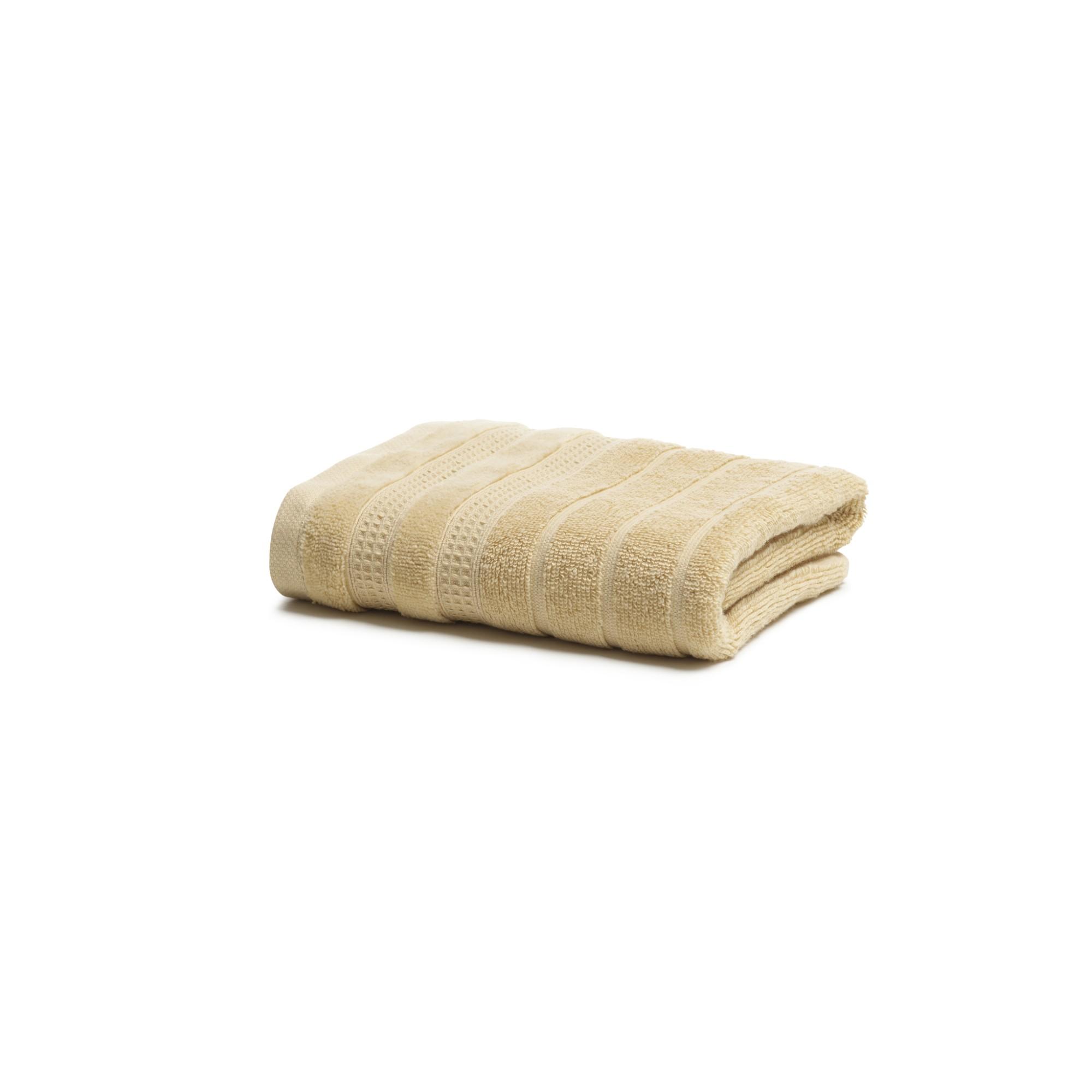 Toalha de Banho Masp 100 Algodao 70 x 140 cm Mostarda - Artex