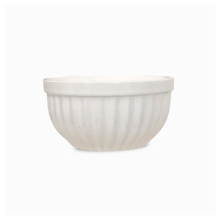 Tigela de Ceramica 480ml Branca - Ceramica Regina