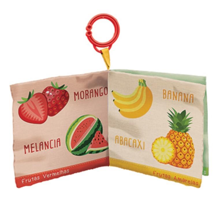 Livrinho Conhecendo as Frutas - Buba