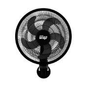 Ventilador de Parede Wap W130 Preto 220V - 3 Velocidades
