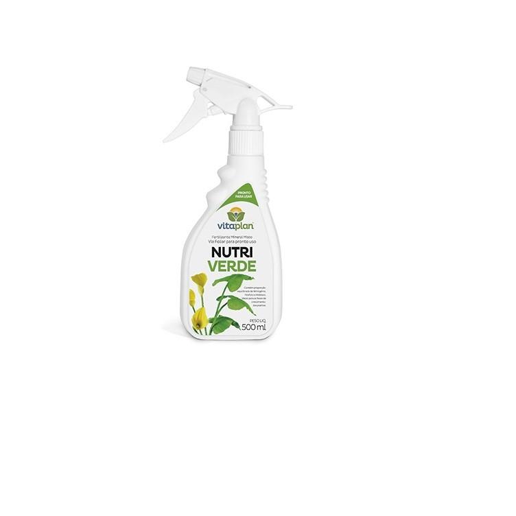 Fertilizante Mineral para Plantas 500 ml Pronto para Uso - Nutriplan