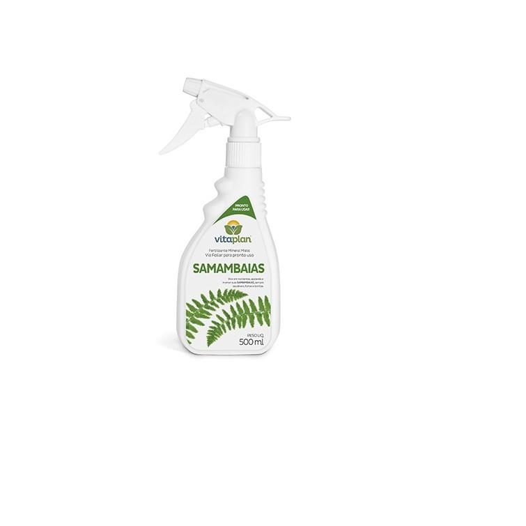 Fertilizante Mineral para Samambaias e Avencas 500 ml Pronto para Uso - Nutriplan