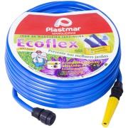 """Mangueira de PVC 10m 1/2"""" Azul 618 - Plastmar"""
