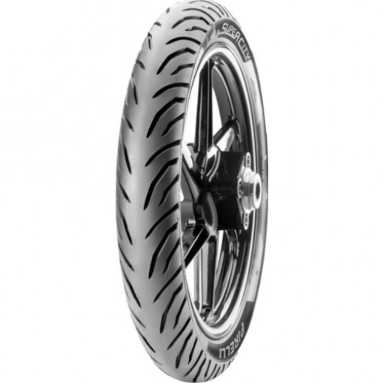Pneu de Moto Pirelli Super City Aro 18 9090 51P TL Traseiro