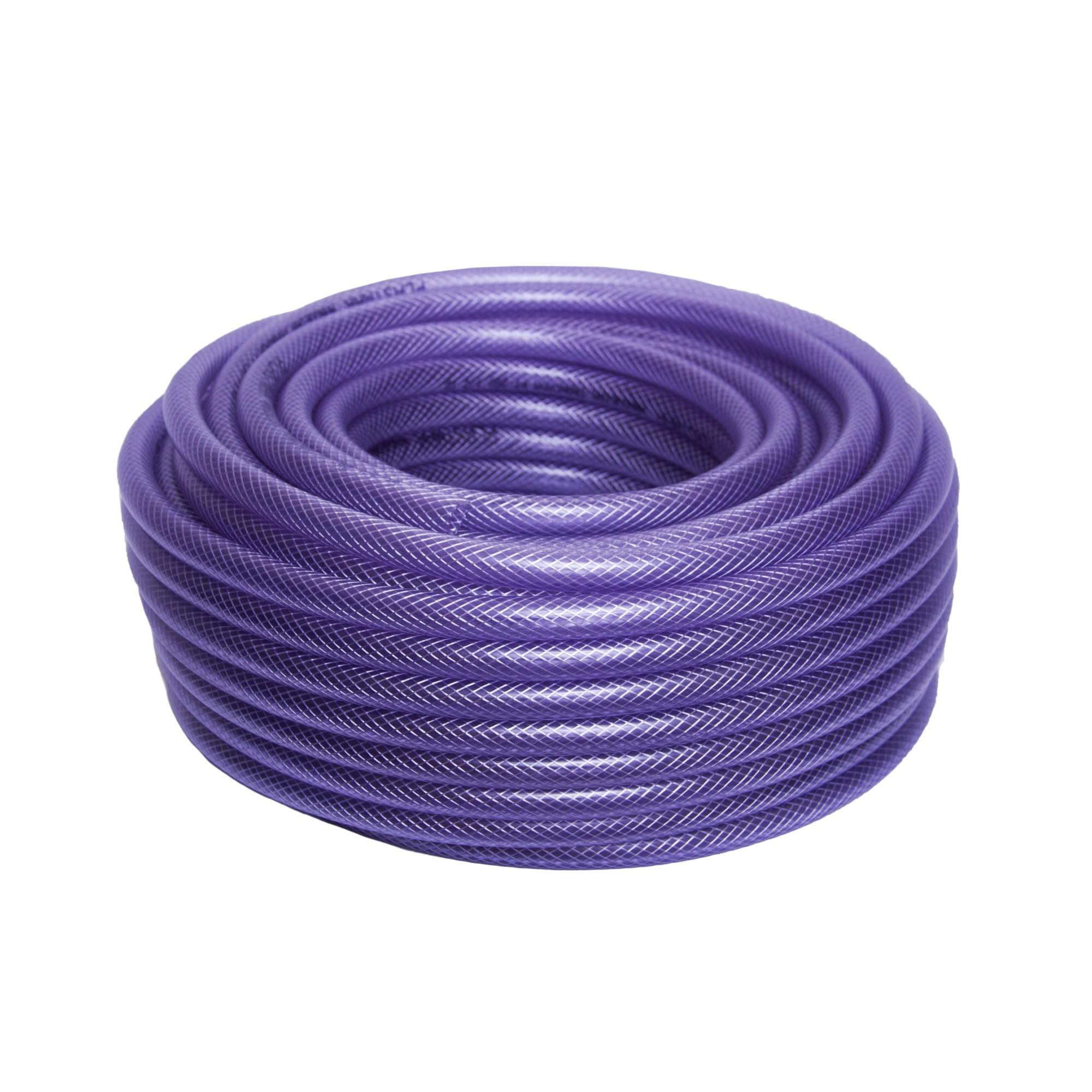 Mangueira de PVC 10m 34 Roxa 744 - Plastmar