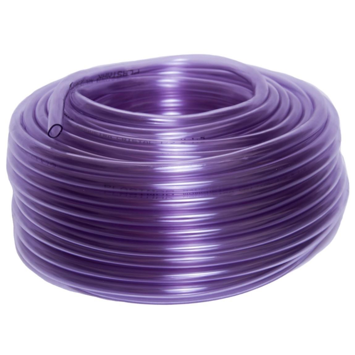 Mangueira de PVC 20m 34 Roxa 804 - Plastmar