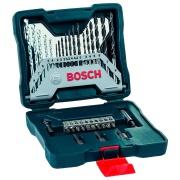Jogo de Acessório XLINE Titânio 33 Peças 2607017398 - Bosch