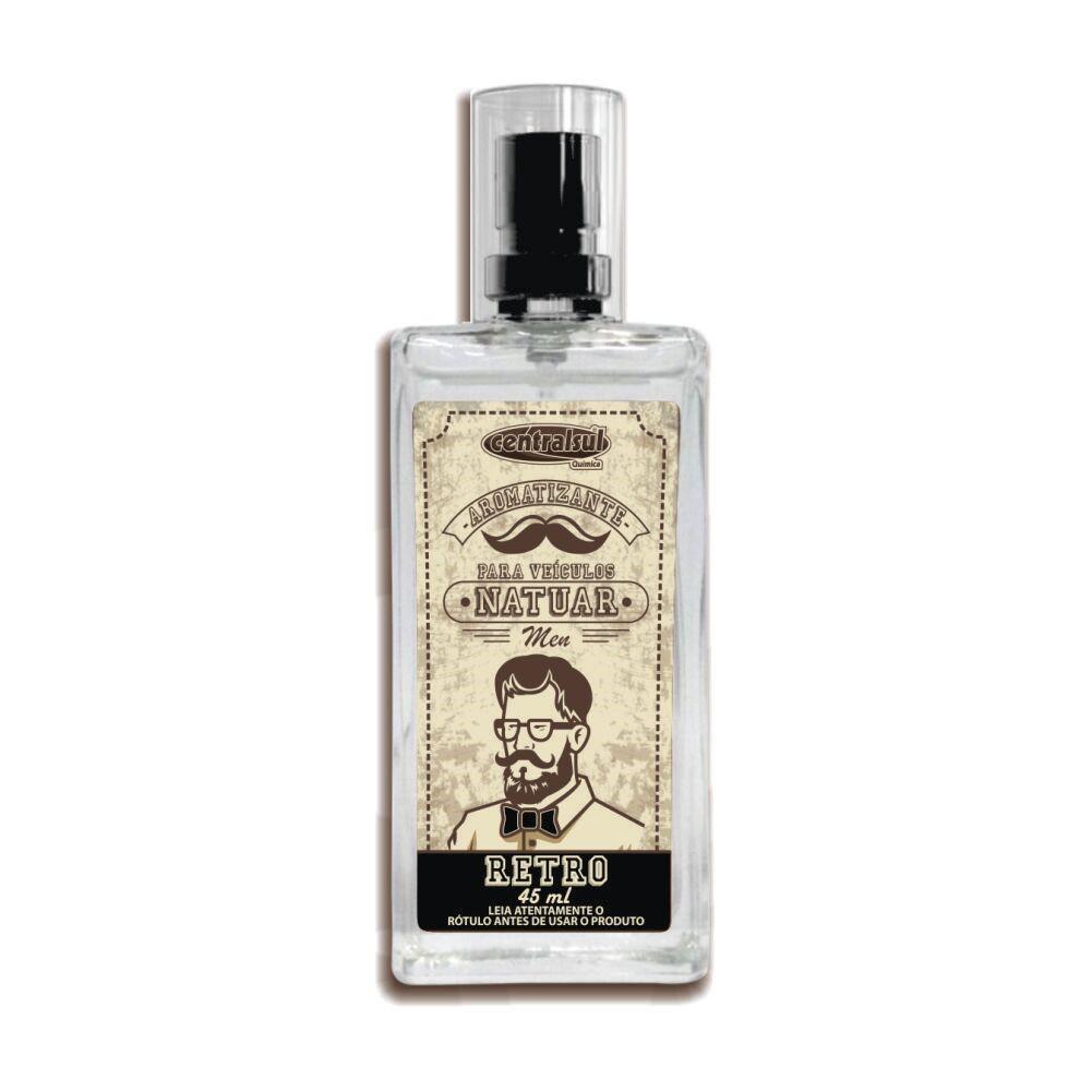 Aromatizante Spray Fragrancia Retro 45ml - Centralsul