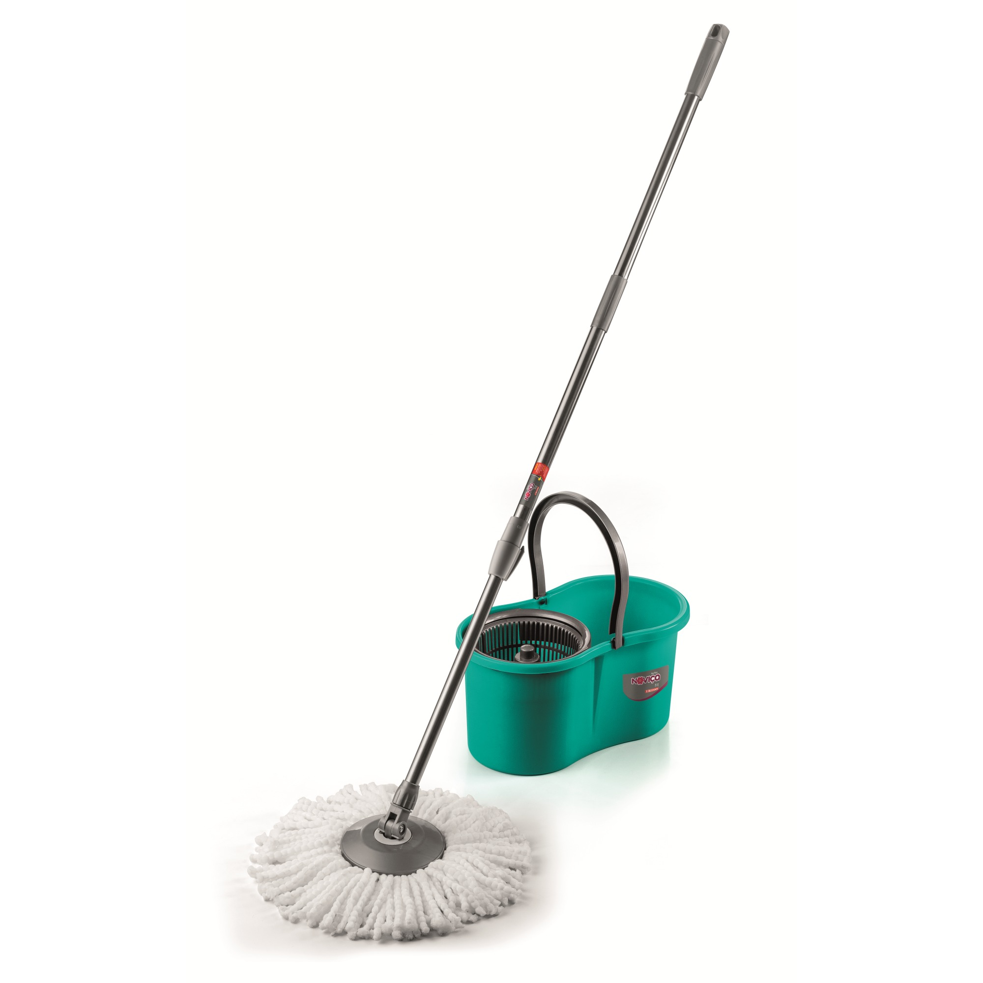 Mop com Balde Centrifuga 40L Verde - Bettanin