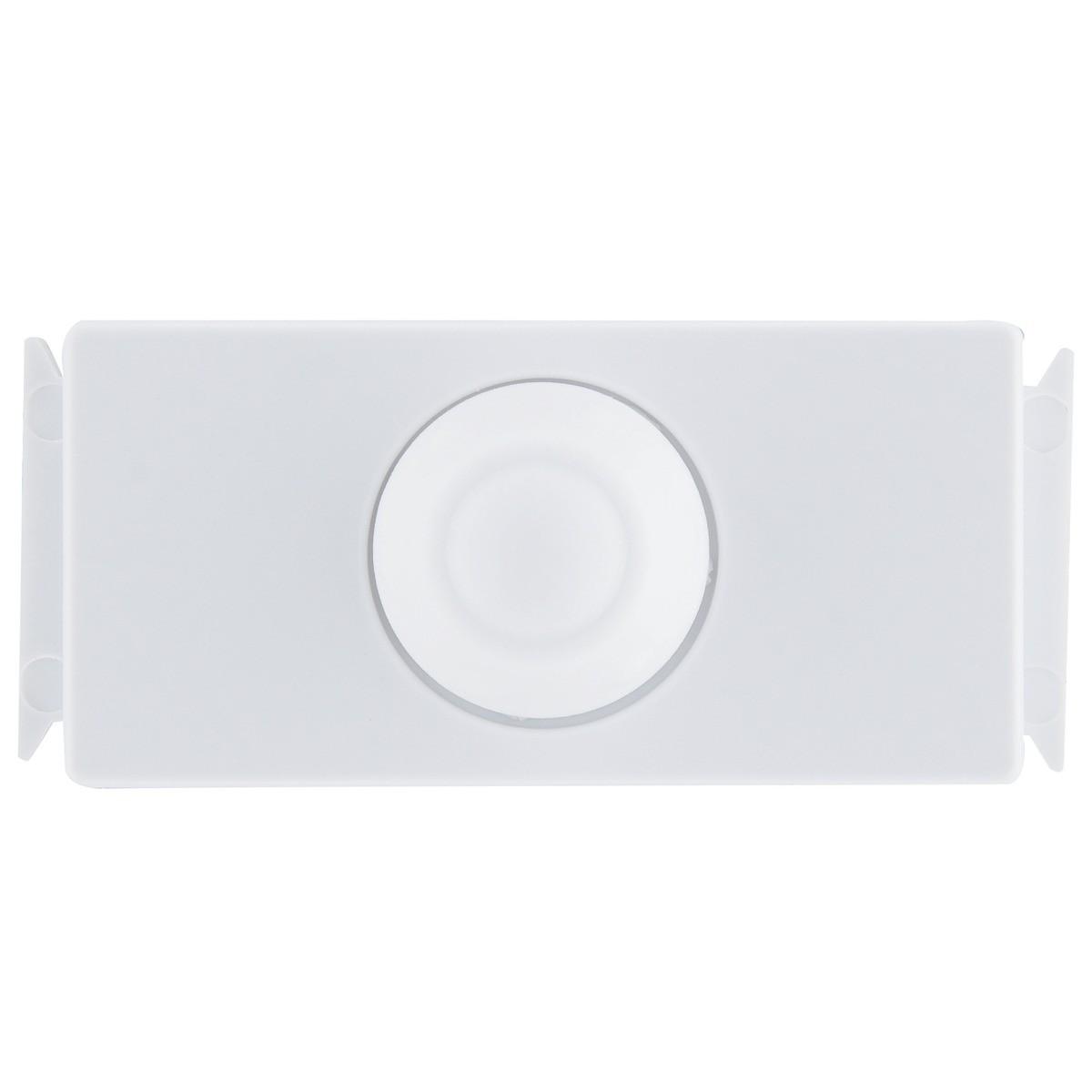 Variador de Luminosidade Rotativo Modular de Embutir Bivolt - Aria - Tramontina