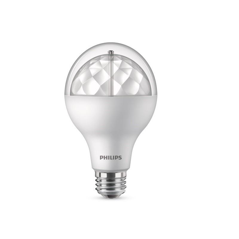 Lampada Philips LED Bulbo 5w RGB E27 127V Luz Branca