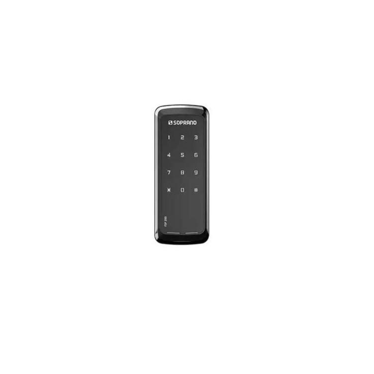 Fechadura Digital de Sobrepor para Porta de Madeira - FSP200 - Soprano