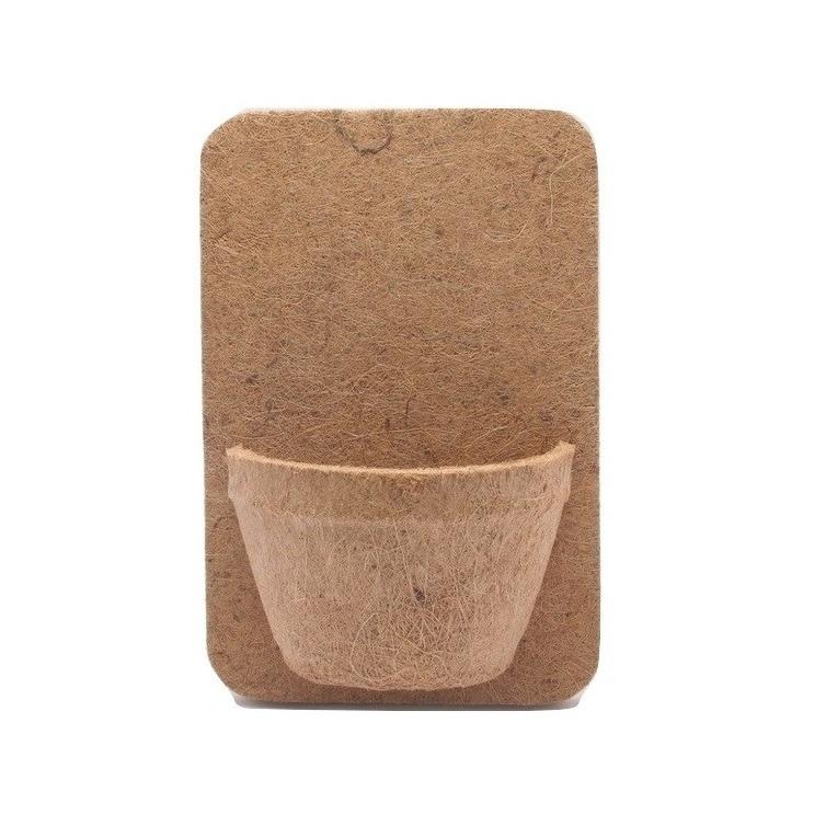 Vaso para Plantas 13cm Fibra de Coco 5008 - Coquim
