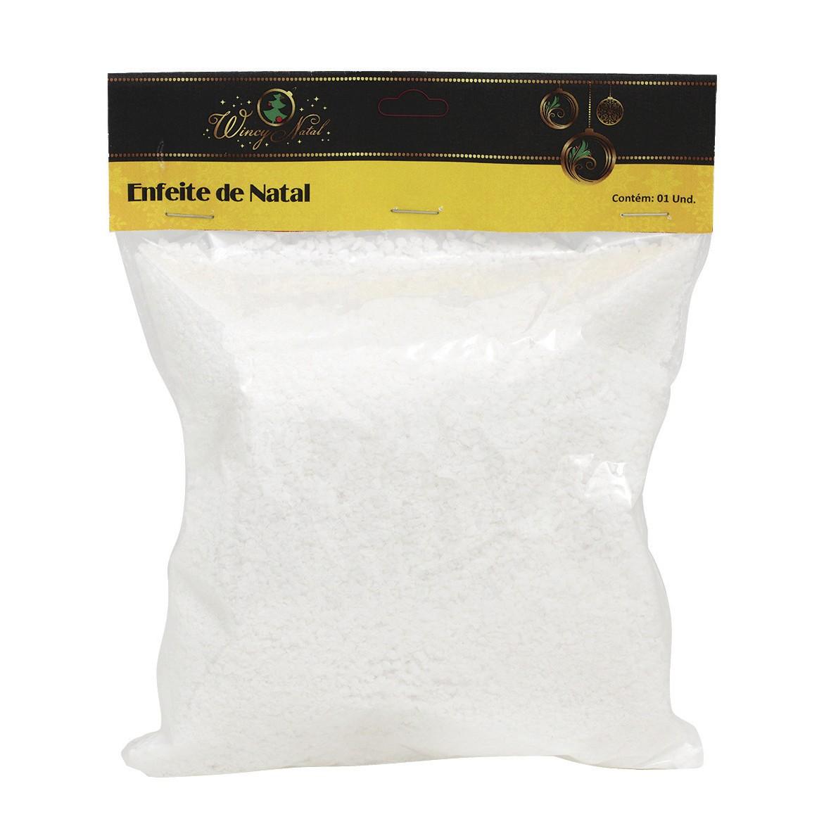 Enfeite Neve Artificial 12 G - Ntd14002 - Rio de Ouro