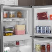 Geladeira/Refrigerador Electrolux Frost Free Duplex 371L Branco 220V - Painel Touch DFN41
