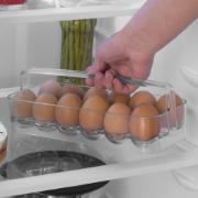 Geladeira/Refrigerador Electrolux Frost Free Duplex 371L Prata 220V - Painel Touch DFX41