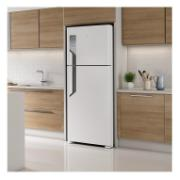 Geladeira/Refrigerador Electrolux Frost Free Duplex 431L Branco 127V - Painel Touch TF55