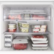 Geladeira/Refrigerador Electrolux Frost Free Duplex 431L Branco 220V - TF55