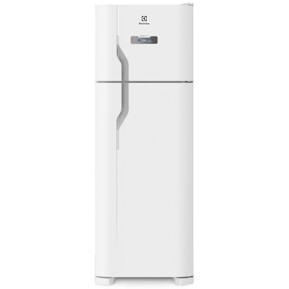 GeladeiraRefrigerador Electrolux Frost Free Duplex 310L Branco 127V - Painel Touch TF39