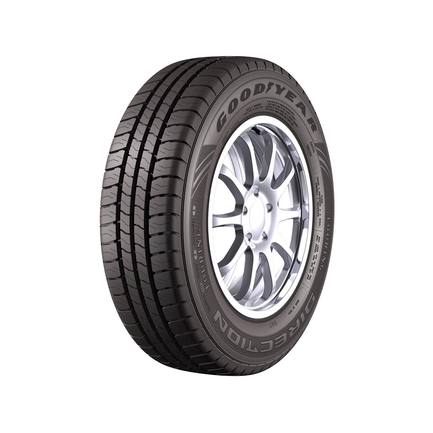Pneu Goodyear Aro 14 17565R14 82T Direction Touring