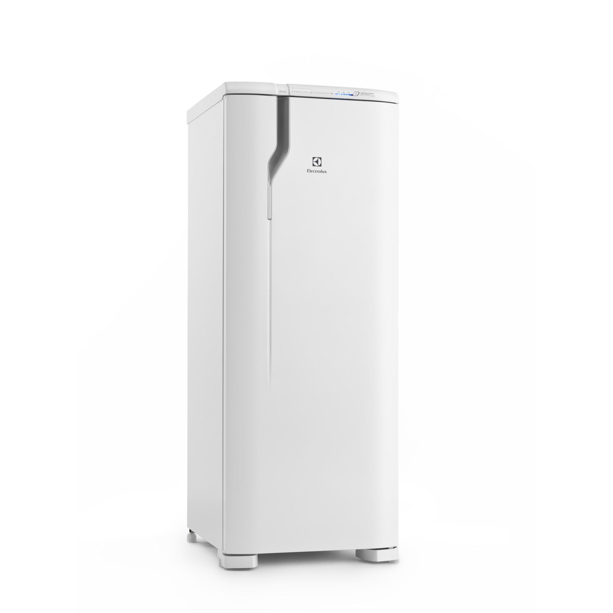 GeladeiraRefrigerador Electrolux Frost Free Branca 1 Porta 322L 127V - RFE39