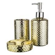 Jogo para Banheiro em Cerâmica 3 Peças 054B - Bianchini