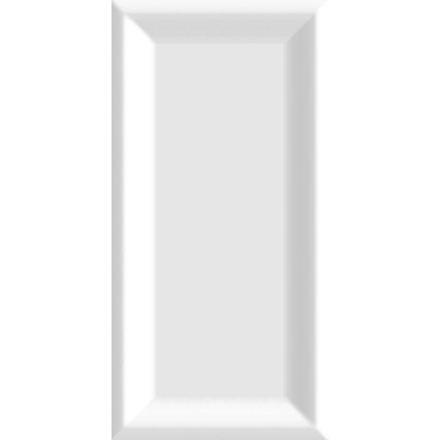 Revestimento Tipo A 75x154 cm Esmaltado Mate Mondrian White - Roca