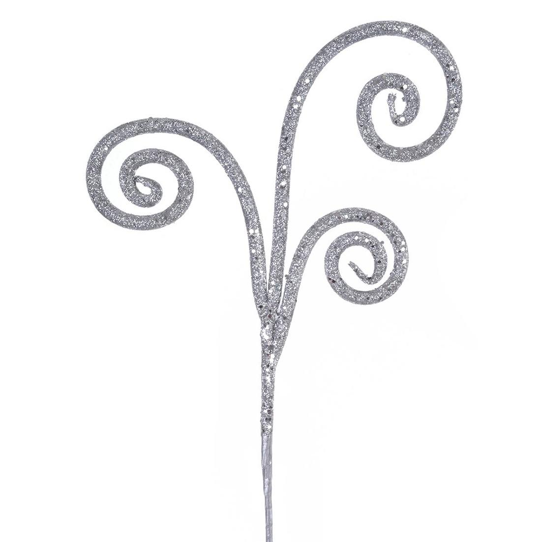 Haste Natalina 44 cm Twigs Prata - 30630-151