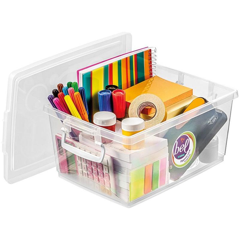 Caixa Organizadora 40L Incolor OR80300 - Ordene