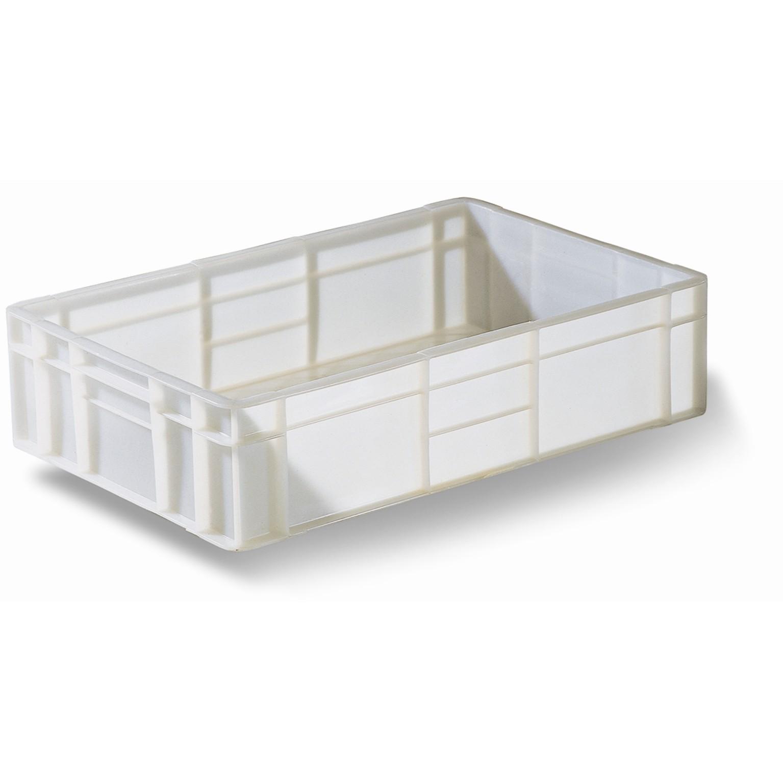 Caixa Plastica Contentora 60x40cm Fechada - Pisani
