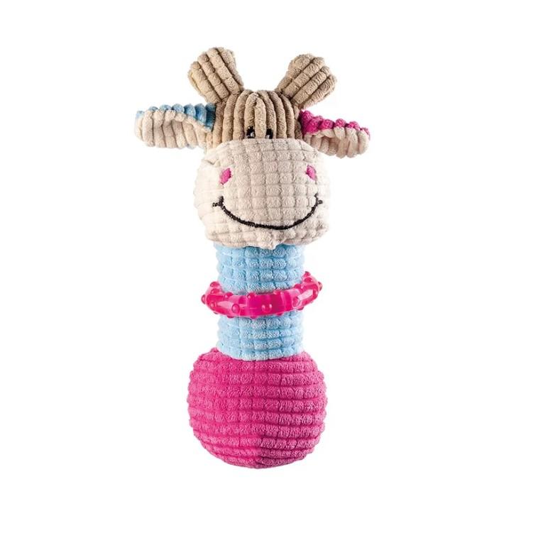 Brinquedo PET Pelucia Vaca - SR1529 - Sanremo