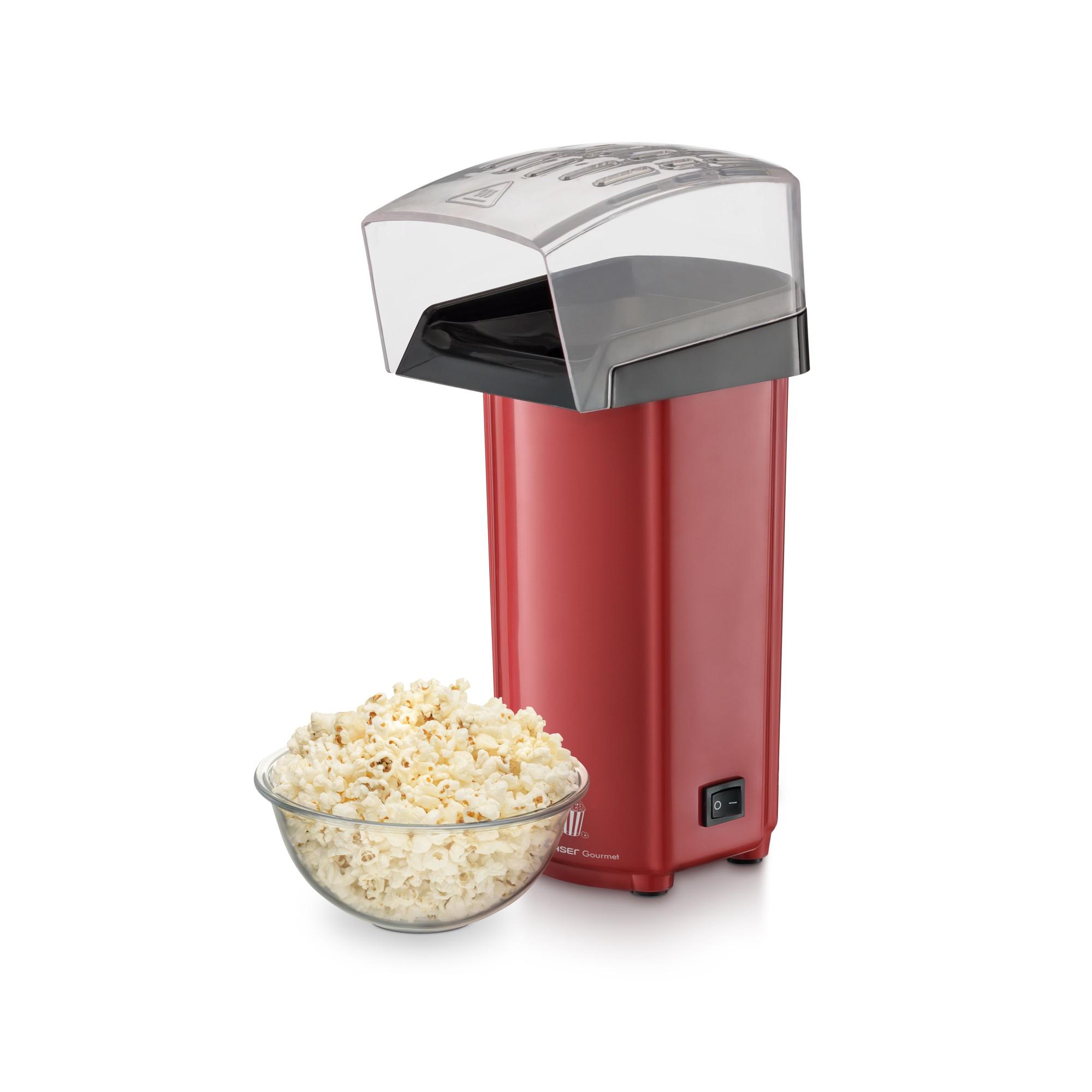 Pipoqueira Eletrica Multilaser Gourmet Vermelha - 127V - CE042