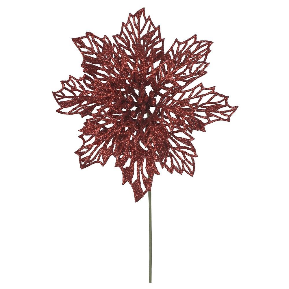 Pick Natalino Bico de Papagaio 22cm Vermelho - Dea