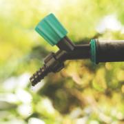 Torneira Plástica para Jardim com Bico Redutor 78440504 - Tramontina