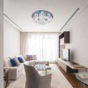 Plafon Ingrid de Sobrepor LED 36W 6500K Luz Branca - Startec