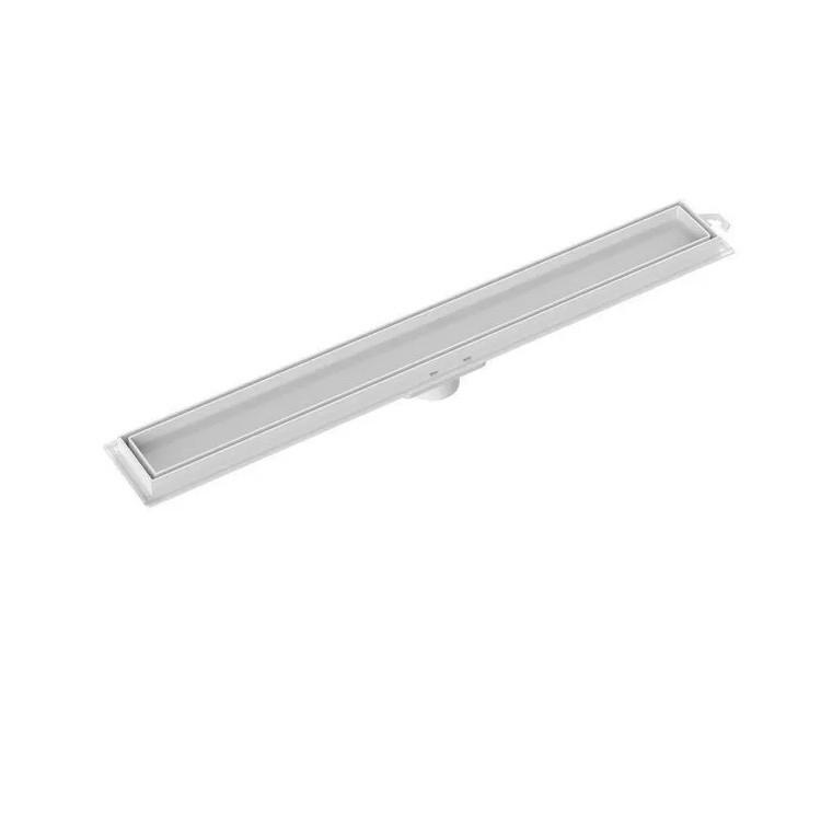 Ralo de Plastico para Piso Linear Branco 50cm - Tigre