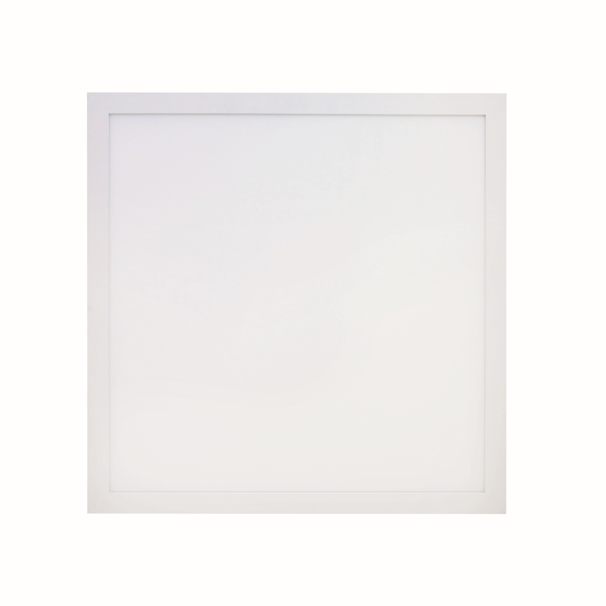 Painel LED Quadrado 50W Luz Branca Fria 62x62cm - Llum