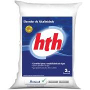 Elevador de Alcalinidade 2,0kg Contribui para Estabilidade da Água - Hth