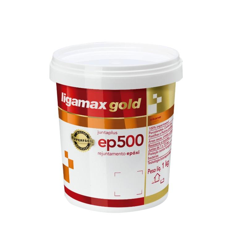 Rejunte Epoxi EP500 Verde Musgo Balde 01kg - Eliane