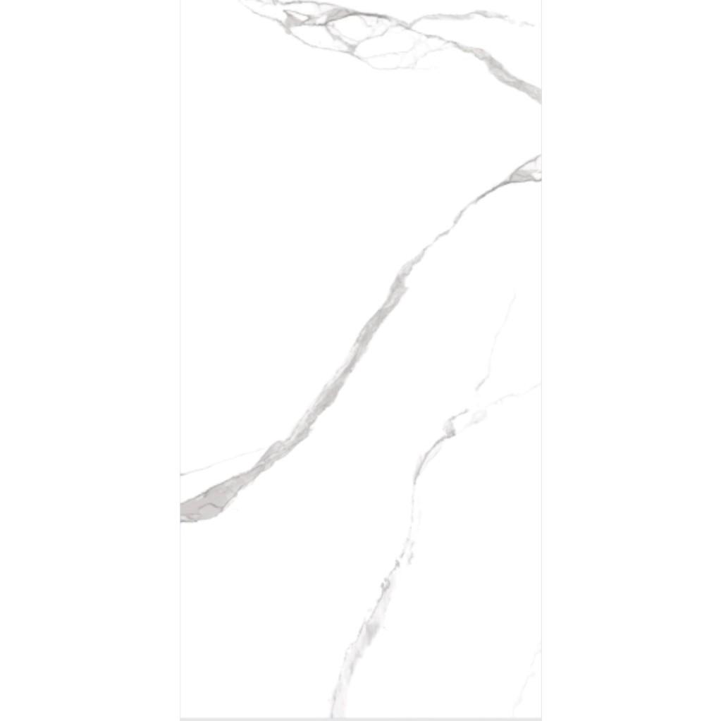 Porcelanato Ttipo A 60x120 Esmaltado Polido Calacata 144 m - Platinum