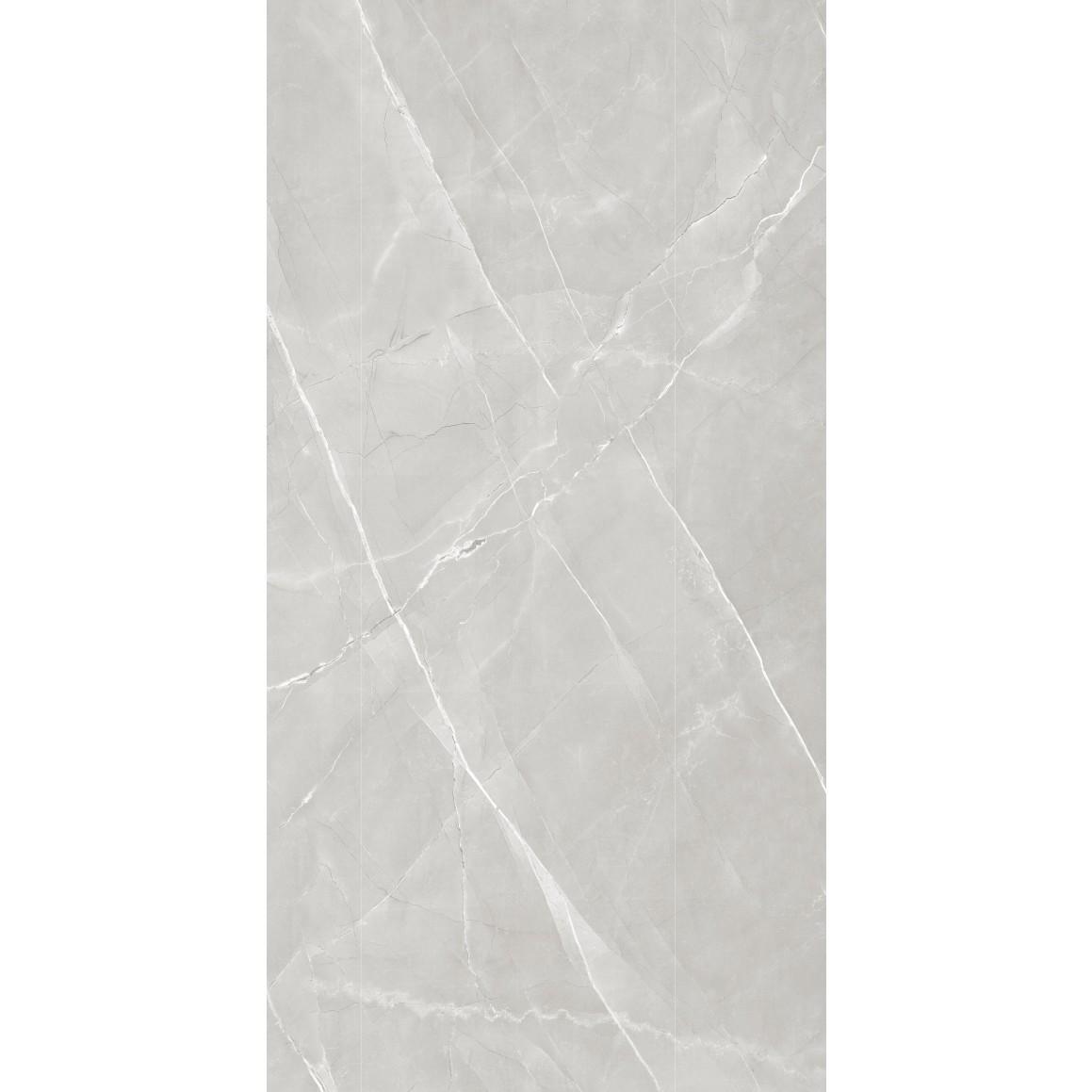 Porcelanato tipo A 60x120 Esmaltado Polido Delux 144 m - Platinum