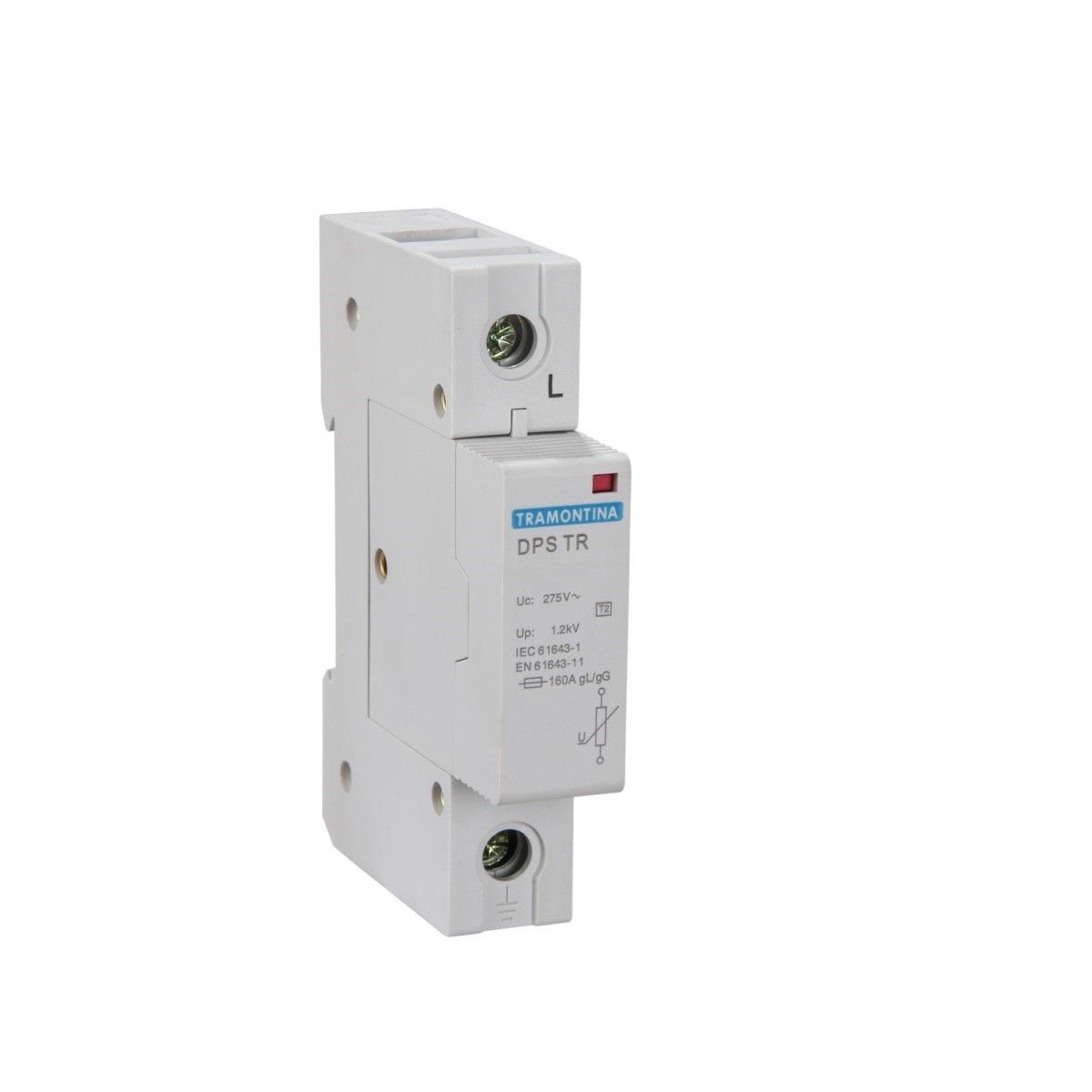 Dispositivo de Protecao contra Surto Eletrico DPS Classe II 15Ka 57700011 - Tramontina