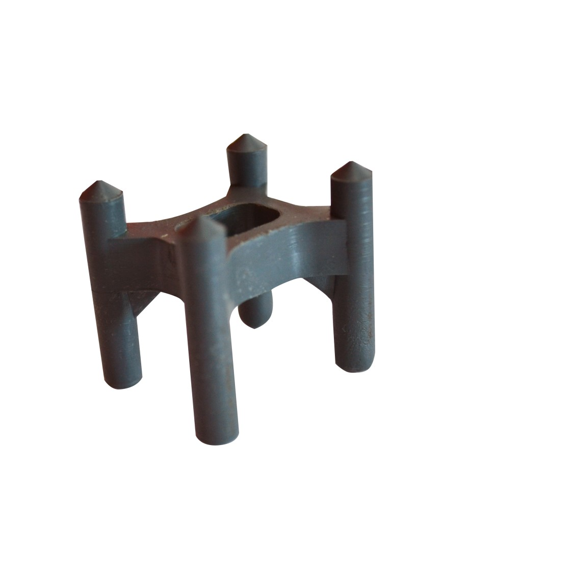Espacador Cadeirinha em PVC para Armadura Concreto 25 Pecas - Plastin