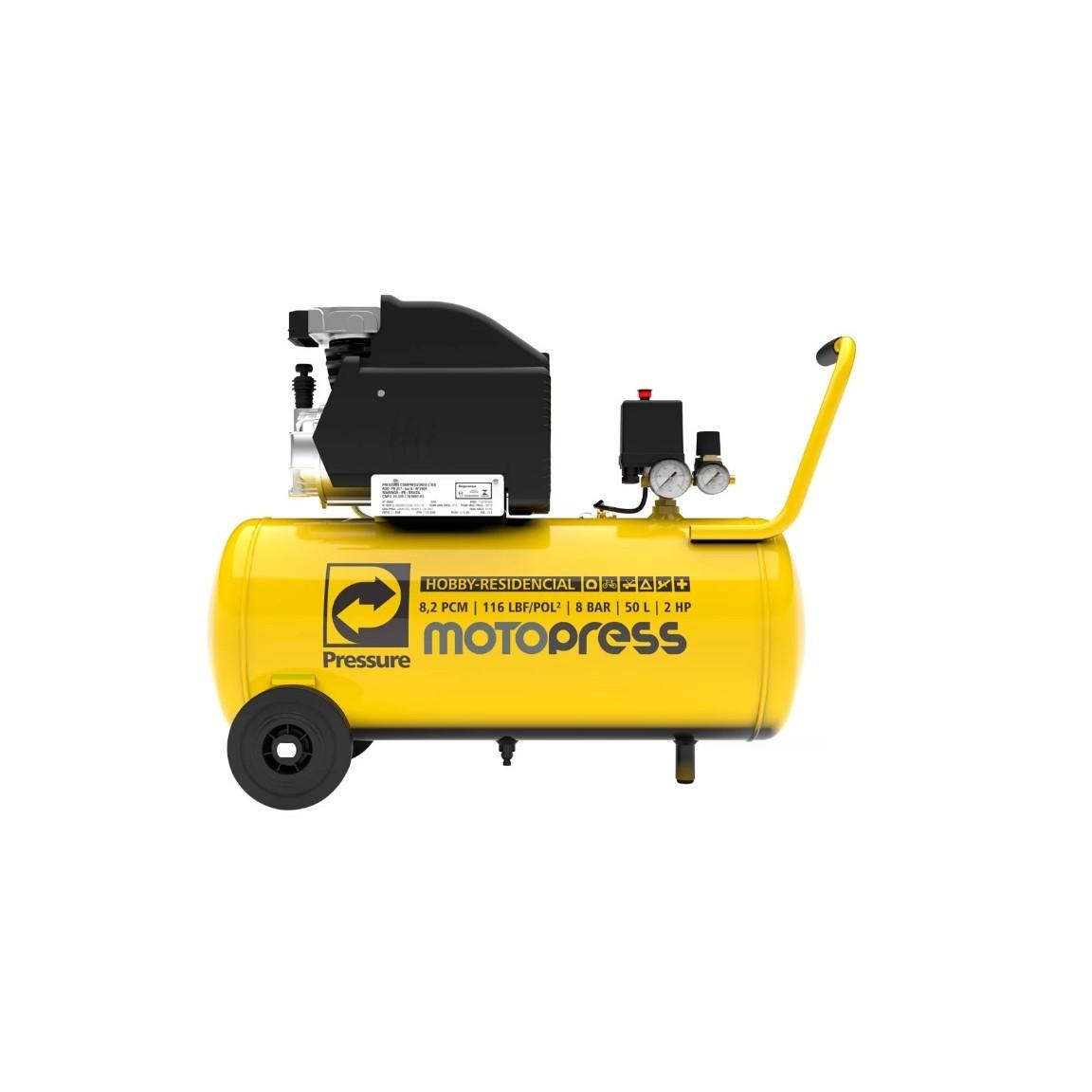 Motocompressor de Ar 20cv 116psi 110v 1129740179 - Pressure
