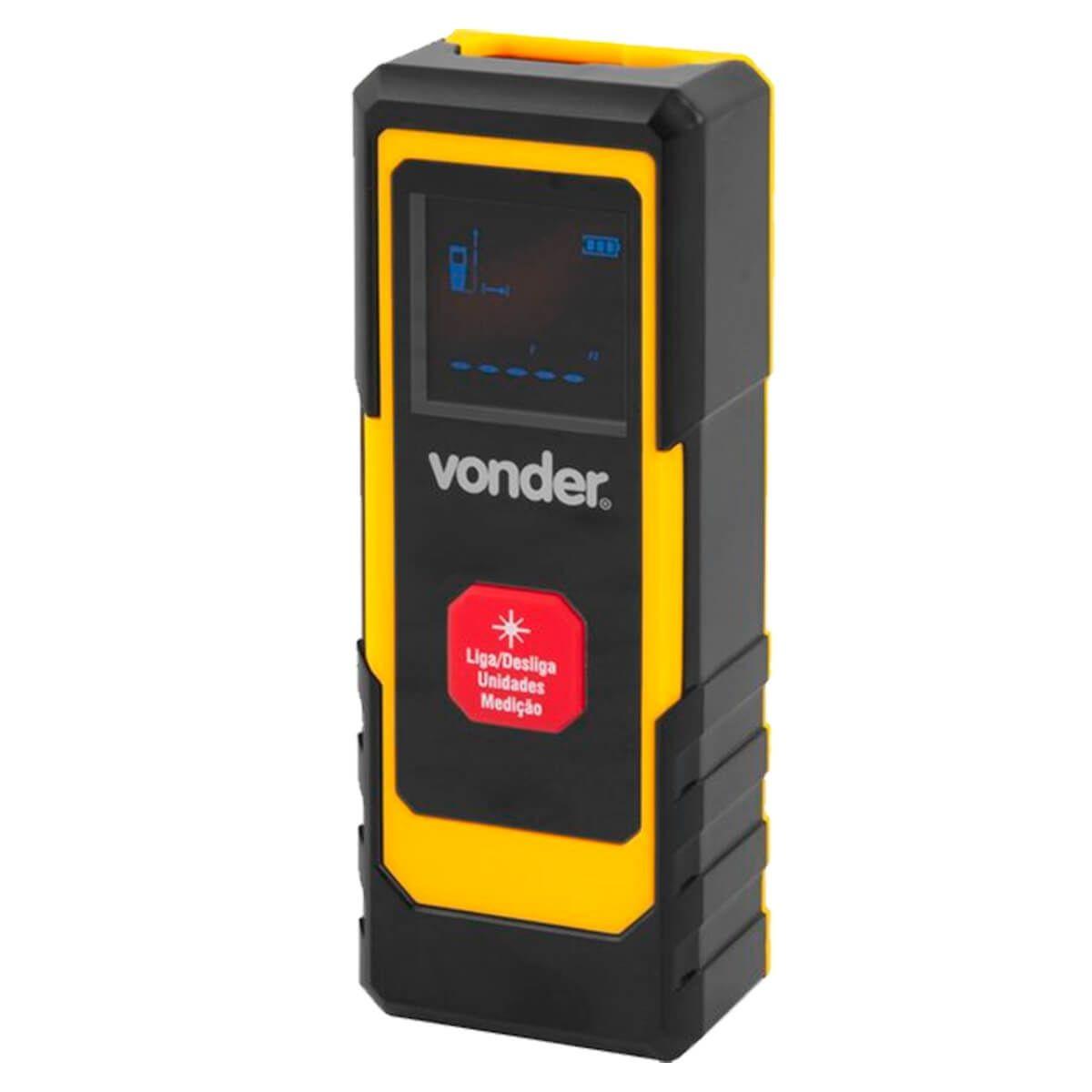 Medidor de Distancia a Laser 20 metros VD 20 - Vonder