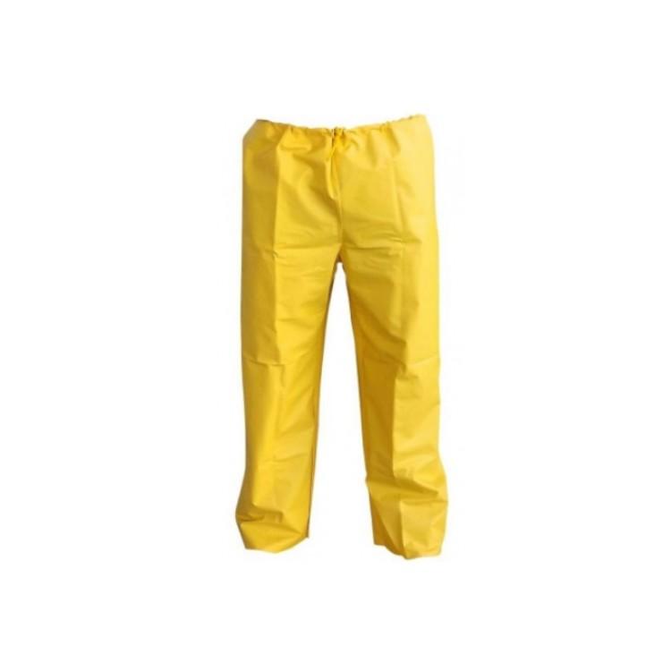 Calca para Chuva em PVC BA 800 Duraplus Amarelo G - Balaska