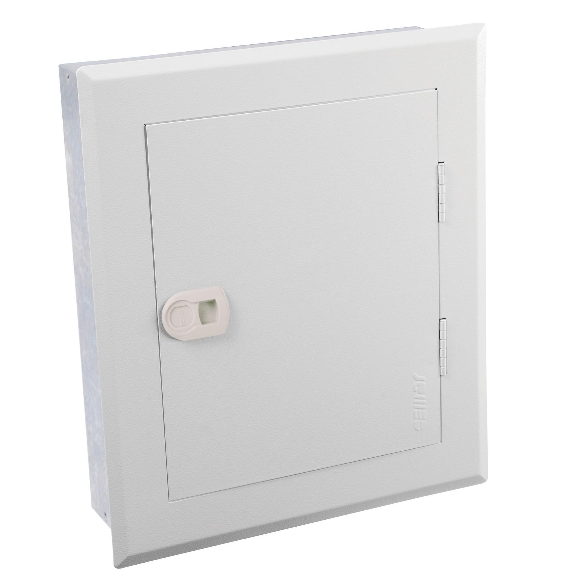 Quadro de Distribuicao de Embutir Trifasico 100A 2820 Disjuntores - Cemar