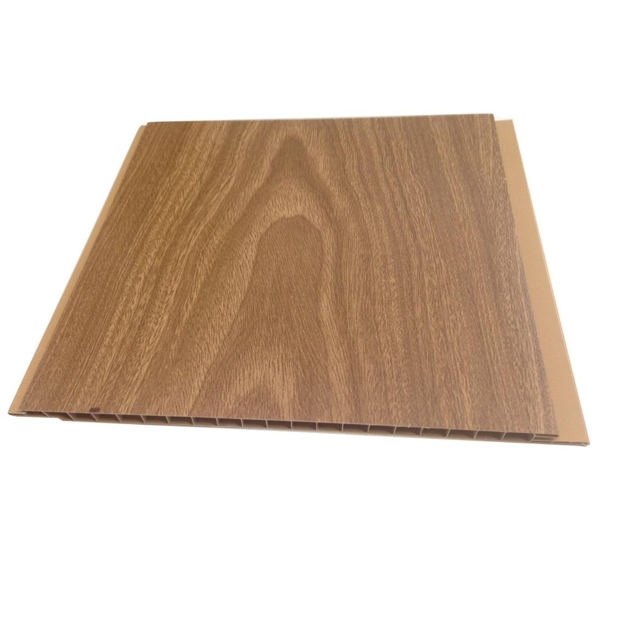 Forro PVC Madeirado 20 x 600 cm - 22060038 - Perfilplast