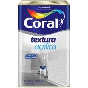 Textura Acrílica Lisa Branca 24kg - Coral