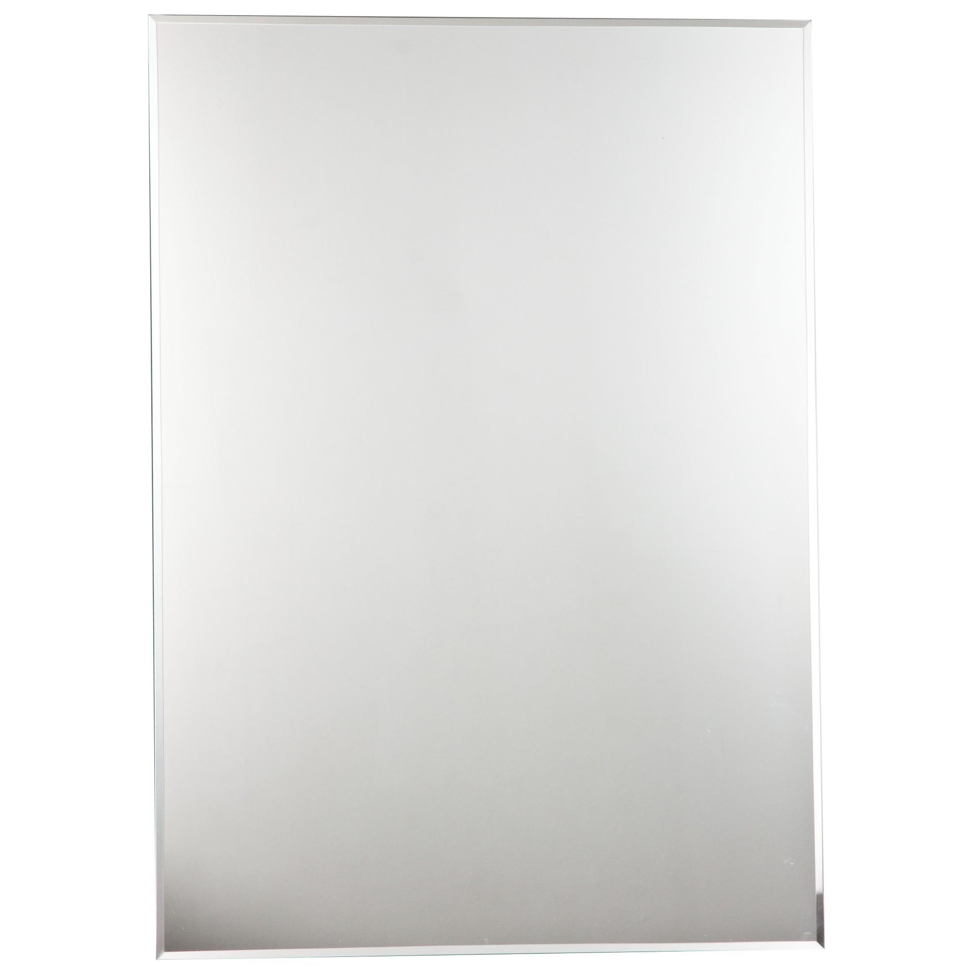 Espelho Para Parede Retangular 3mm 90x70 cm - Kanon